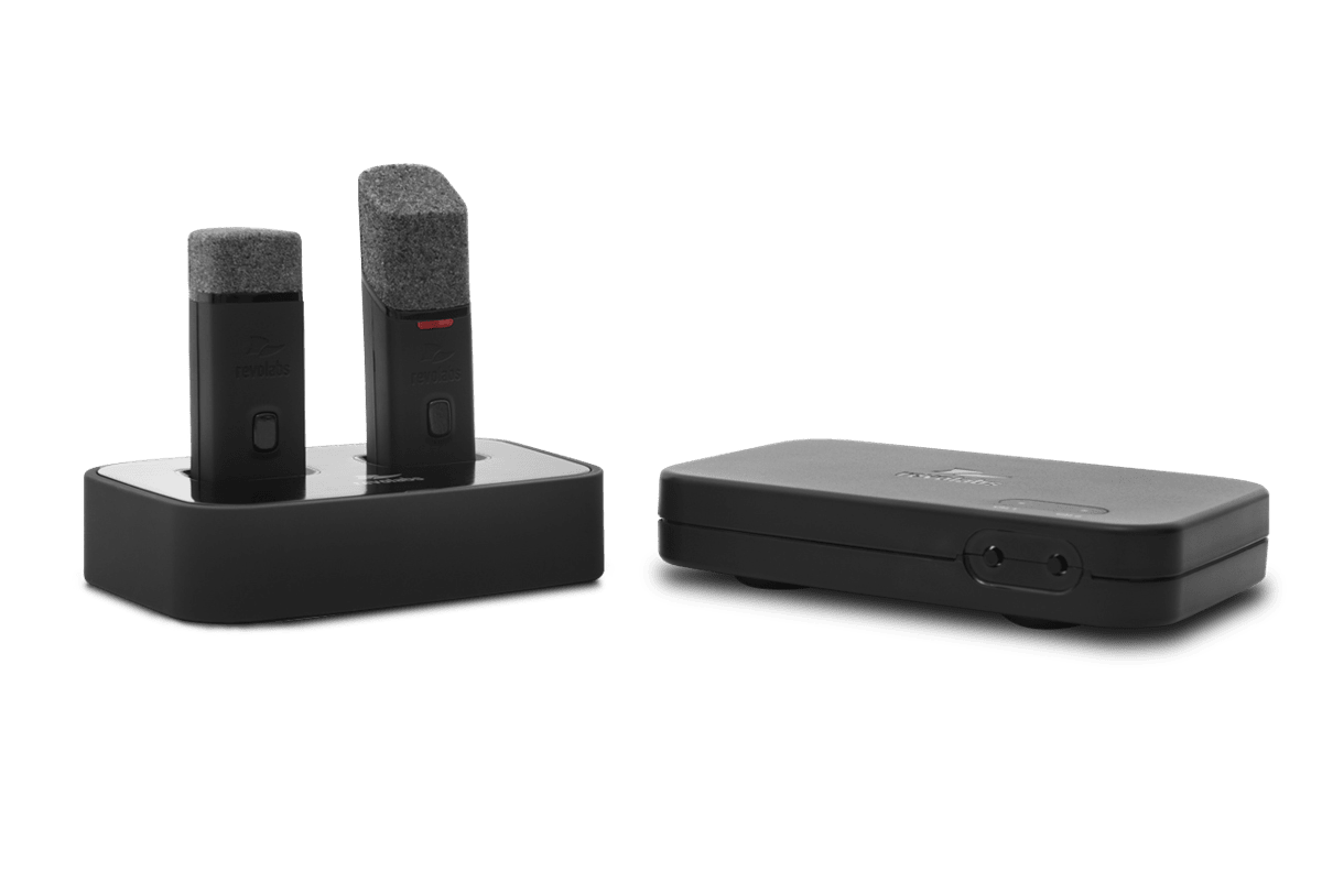 HD 2 Channel Wireless Microphone System