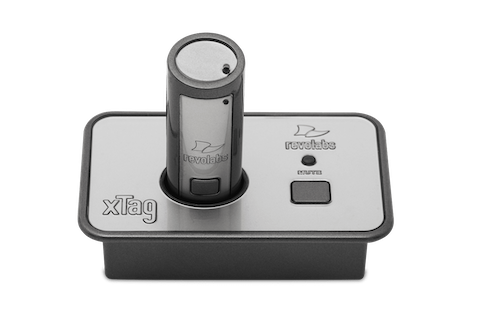 xTag System w/ one xTag Wearable Microphone