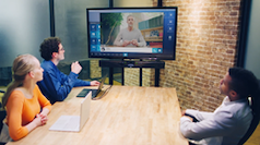 Video Conference System for Huddle Rooms Use Case 1